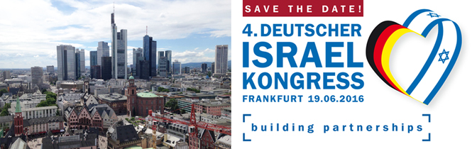4. Deutscher Israelkongress 2016