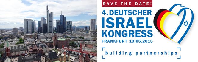 4. Deutscher Israelkongress 2016